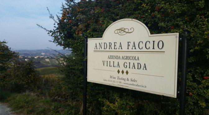 2009 Villa Giada, Treponti Monferrato Rosso, Piemonte, Italien