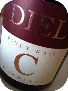 2007 Schlossgut Diel, Pinot Noir Cuvee Caroline, Nahe, Tyskland
