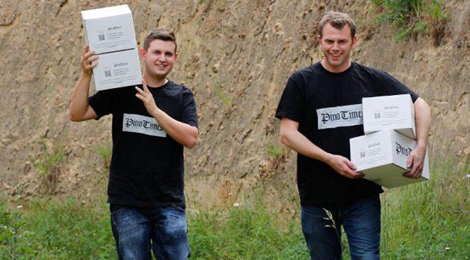 2009 PinoTimes, Pinot Noir Trocken, Pfalz, Tyskland
