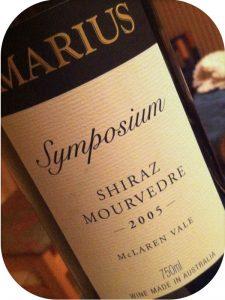 2005 Marius Wines, Symposium, McLaren Vale, Australien