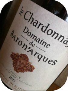 2009 Domaine de Baron'Arques, Limoux le Chardonnay, Languedoc, Frankrig