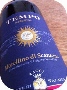 2006 Terre di Talamo, Morellino di Scansano Tempo Reserva, Toscana, Italien