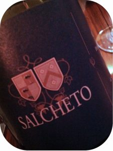 2011 Salcheto, Chianti Colli Senesi, Toscana, Italien