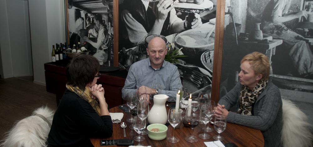 Villa Dining - gode kolleger