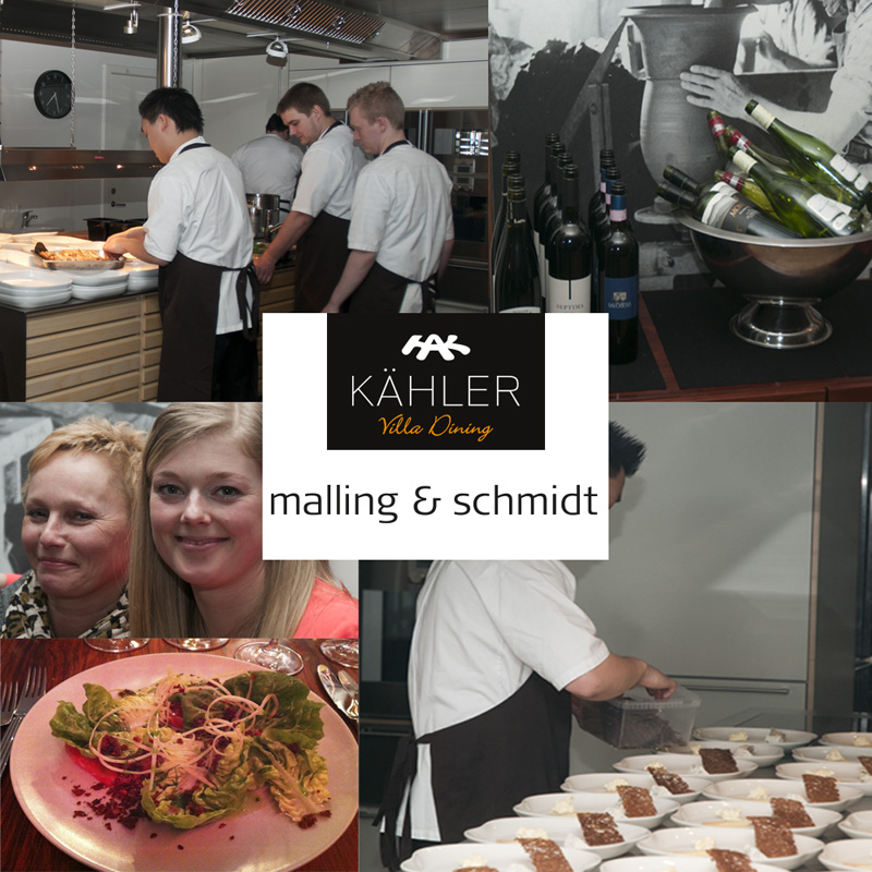 Villa Dining hos Malling & Schmidt