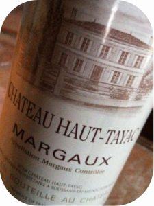 2008 Château Haut-Tayac, Margaux, Bordeaux, Frankrig