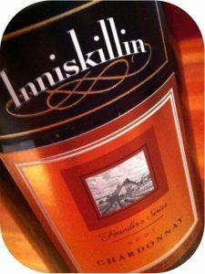 2007 Inniskillin, Chardonnay Founder's Series, Ontario, Canada