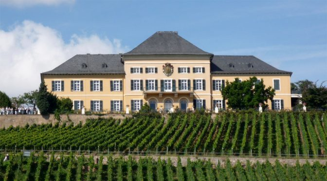 2011 Schloss Johannisberg, Rotlack Riesling Kabinett Trocken, Rheingau, Tyskland
