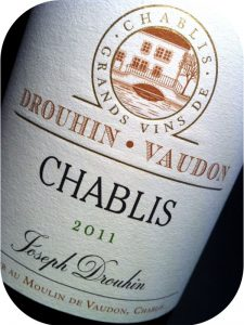 2011 Joseph Drouhin, Chablis Vaudon, Bourgogne, Frankrig