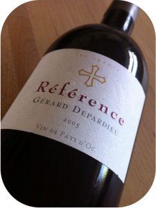 2005 Gerard Depardieu, Reference Vin de Pays d'Oc, Languedoc, Frankrig