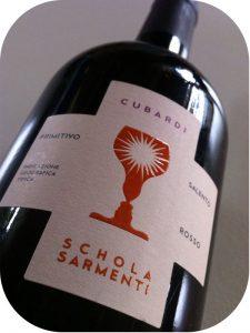 2008 Schola Sarmenti, Cubardi, Puglia, Italien