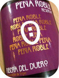 2004 Bodegas Resalte de Peñafiel, Peña Roble Reserva, Ribera del Duero, Spanien