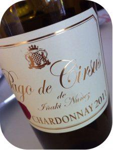 2011 Pago de Cirsus, Chardonnay, Navarra, Spanien
