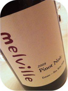 2009 Melville Vineyards & Winery, Estate Pinot Noir, Californien, USA