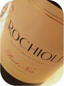 2009 Rochioli Vineyards & Winery, Estate Pinot Noir, Californien, USA