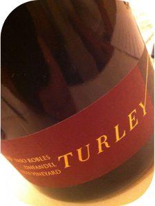 2010 Turley Wine Cellars, Dusi Vineyard Zinfandel, Californien, USA