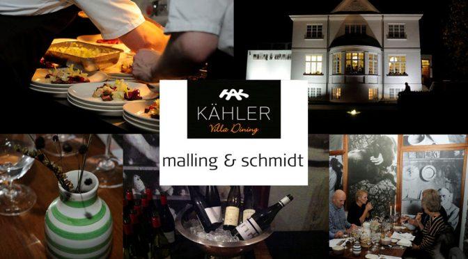 Villa Dining på Malling & Schmidt – reprise