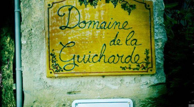 2011 Domaine de la Guicharde, Côtes du Rhône Villages Cuvée Genest, Rhône, Frankrig