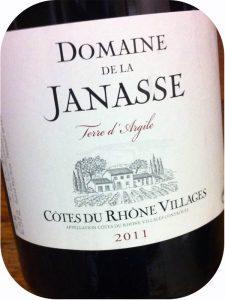 2011 Domaine de la Janasse, Terre d'Argile Côtes du Rhône Villages, Rhône, Frankrig