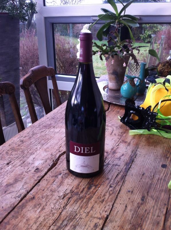 2007 Schlossgut Diel, Pinot Noir Fass 80 - hele flasken