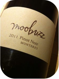 2011 The Other Guys, Moobuzz Pinot Noir, Californien, USA