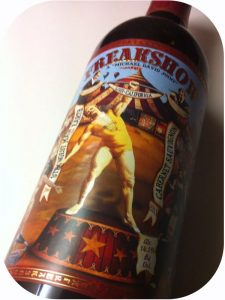 2011 Michael David Winery, Freakshow Cab, Californien, USA
