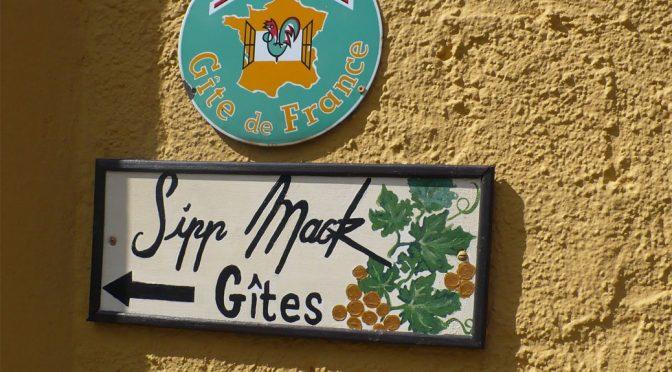 2012 Domaine Sipp Mack, Cuvée des Collines, Alsace, Frankrig