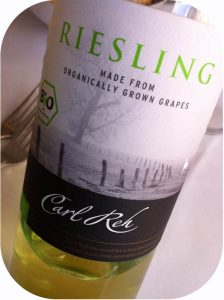 2010 Carl Reh, Organic Riesling, Mosel, Tyskland