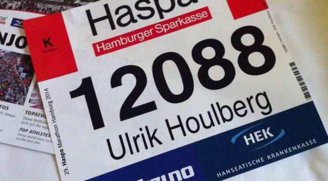 Hamburg Marathon und ein Bißchen Weinbar