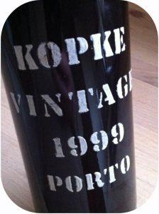 1999 C.N. Kopke, Vintage Port, Duero, Portugal