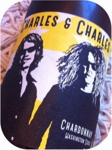 2012 Charles & Charles, Chardonnay, Washington State, USA