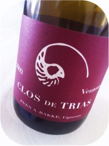 2009 Clos de Trias, Ventoux Rouge, Rhône, Frankrig