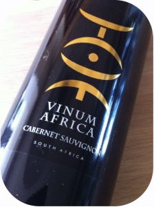2006 The Winery of Good Hope, Vinum Africa Cabernet Sauvignon, Stellenbosch, Sydafrika