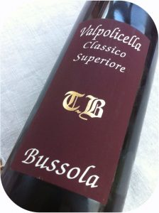 2007 Tommaso Bussola, Valpolicella Classico Superiore TB, Veneto, Italien