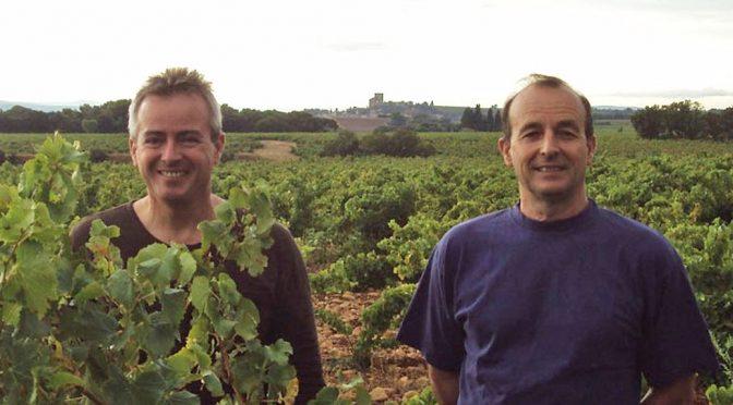 2005 Clos Saint Jean, Châteauneuf-du-Pape, Rhône, Frankrig