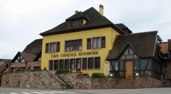 2009 Cave Vinicole de Hunawihr, Riesling Grand Cru Rosacker, Alsace, Frankrig