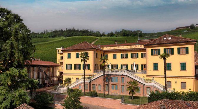N.V. Marchesi di Barolo, Asti Spumante, Piemonte, Italien