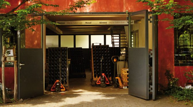 2012 Weingut Kirsten, Herzstück Riesling Trocken, Mosel, Tyskland