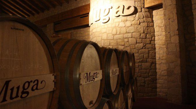 2005 Bodegas Muga, Torre Muga, Rioja, Spanien