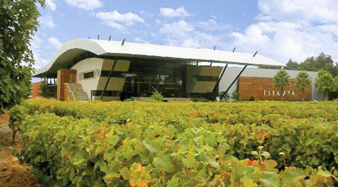2009 Viña Estampa, Gold Carménère, Colchagua Valley, Chile