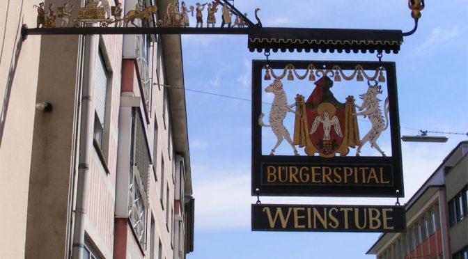 2012 Weingut Bürgerspital, Veitshöchheimer Spätburgunder, Franken, Tyskland