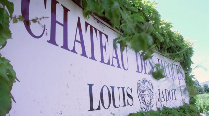 2011 Louis Jadot, Bourgogne Rouge Couvent des Jacobins, Bourgogne, Frankrig
