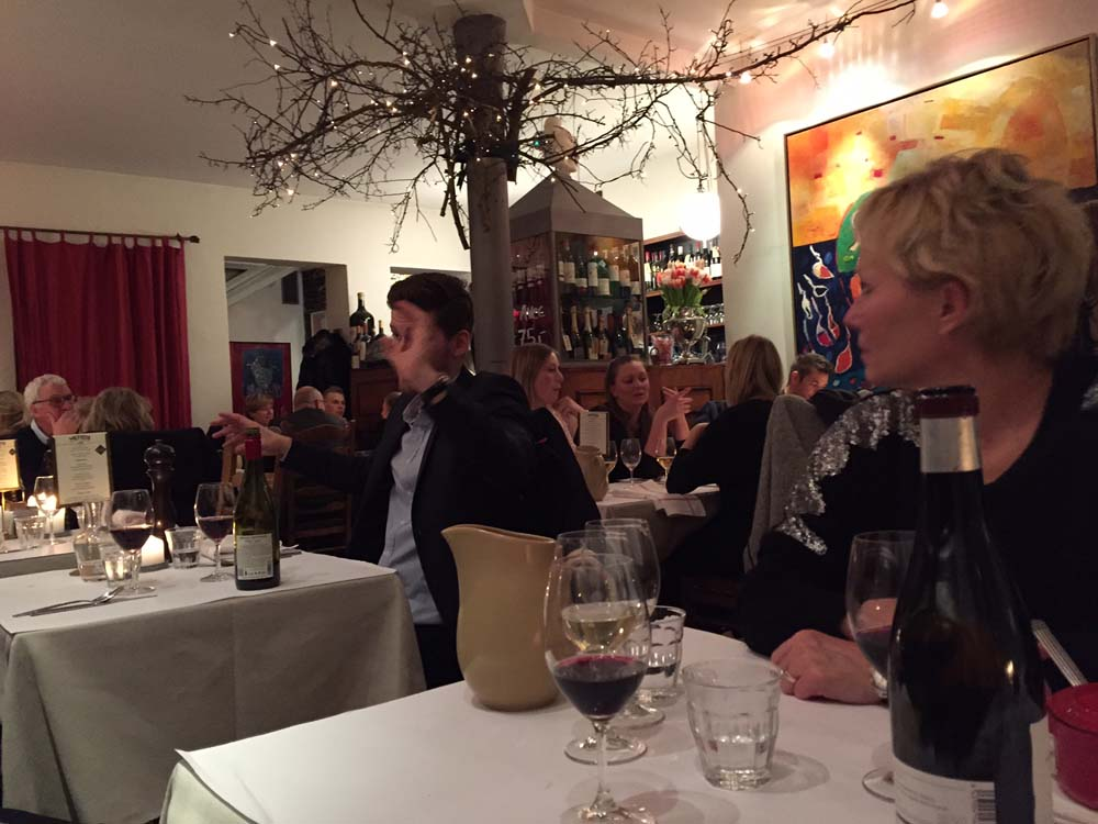 Hygge på Mefisto Restaurant & Vinstue