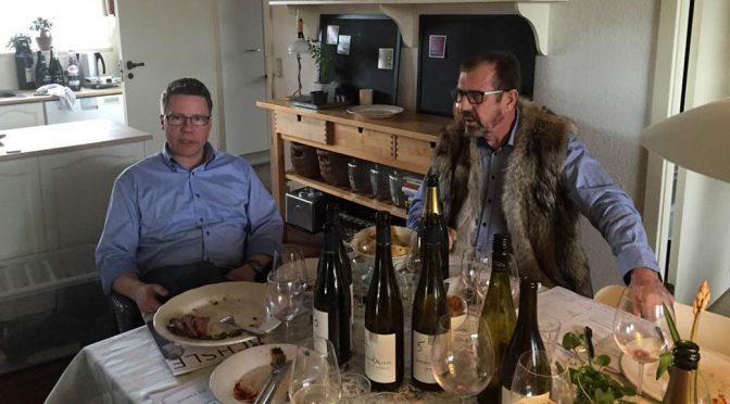 Søndag eftermiddag med WineFLY og tysk vin