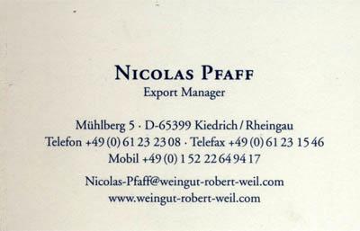 Nicolas Pfaff