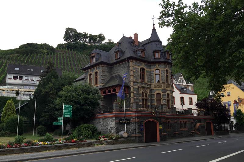 Dr Pauly Bergweiler - ejendommen