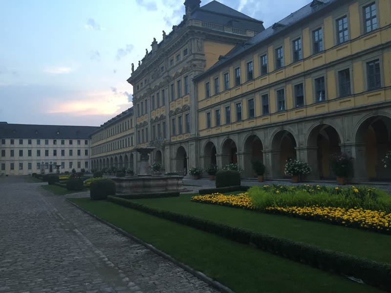 Juliusspital - slottet