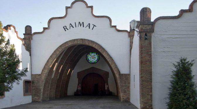 2014 Raimat, Castell de Raimat Albariño, Costers del Segre, Spanien