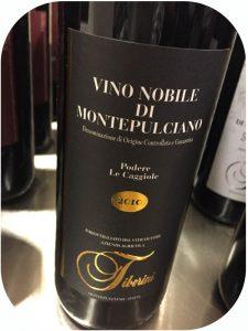 2010 Tiberini, Vino Nobile di Montepulciano, Toscana, Italien
