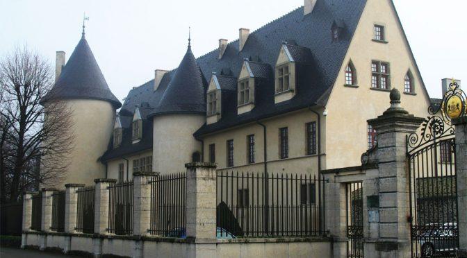 1995 E. Guigal, Côte-Rôtie Château d'Ampuis, Rhône, Frankrig
